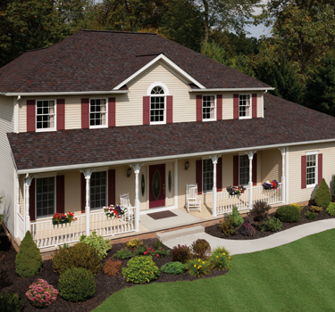 Roofing, Siding and Windows - Get an Estimate Now from Starkweather and Sons