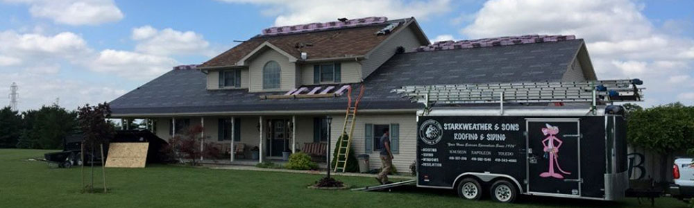 Contact A Plus BBB Trusted Contractor - Starkweather and Sons Roofing and Siding